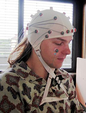 EEG with 32 elektrodes