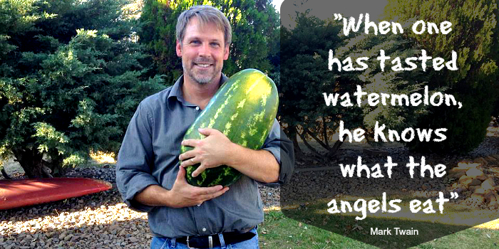 dad watermelon