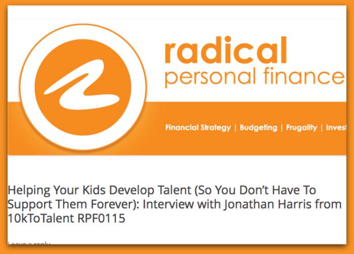 radical finance